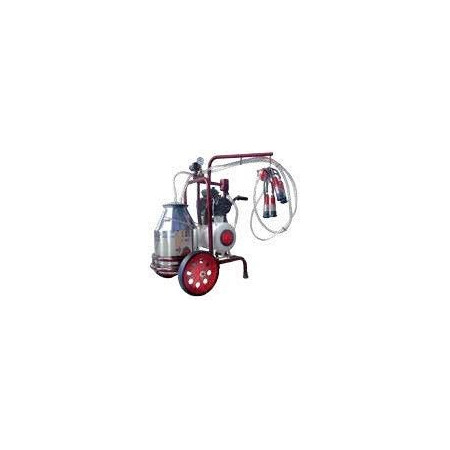 MOBILE COW MILKING MACHINE STANDARD
