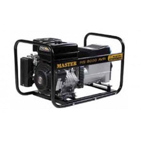 GENERATOR MASTER RS 8000E AVR*