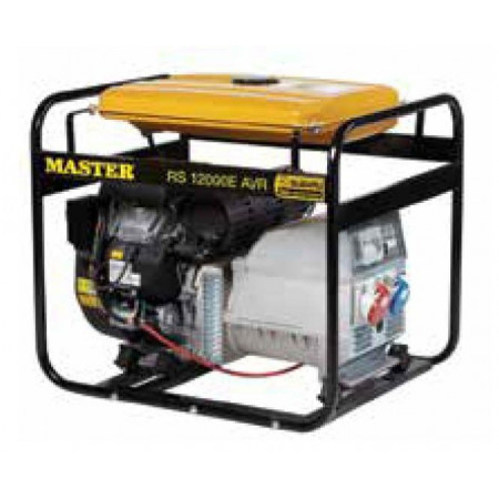GENERATOR MASTER RS 12000E AVR*