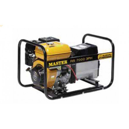 GENERATOR MASTER RS 7000E 3PH