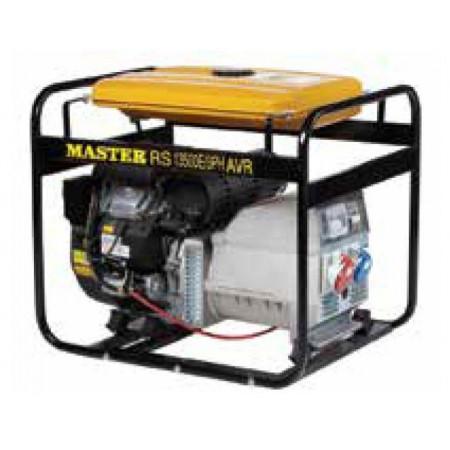 GENERATOR MASTER RS 13500E 3PH AVR*