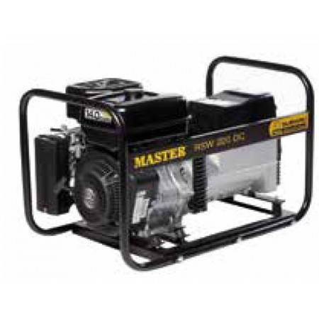GENERATOR MASTER RSW 220DC