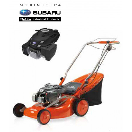 SELF PROPELLED LAWN MOWER MASTER CR 50 SP R